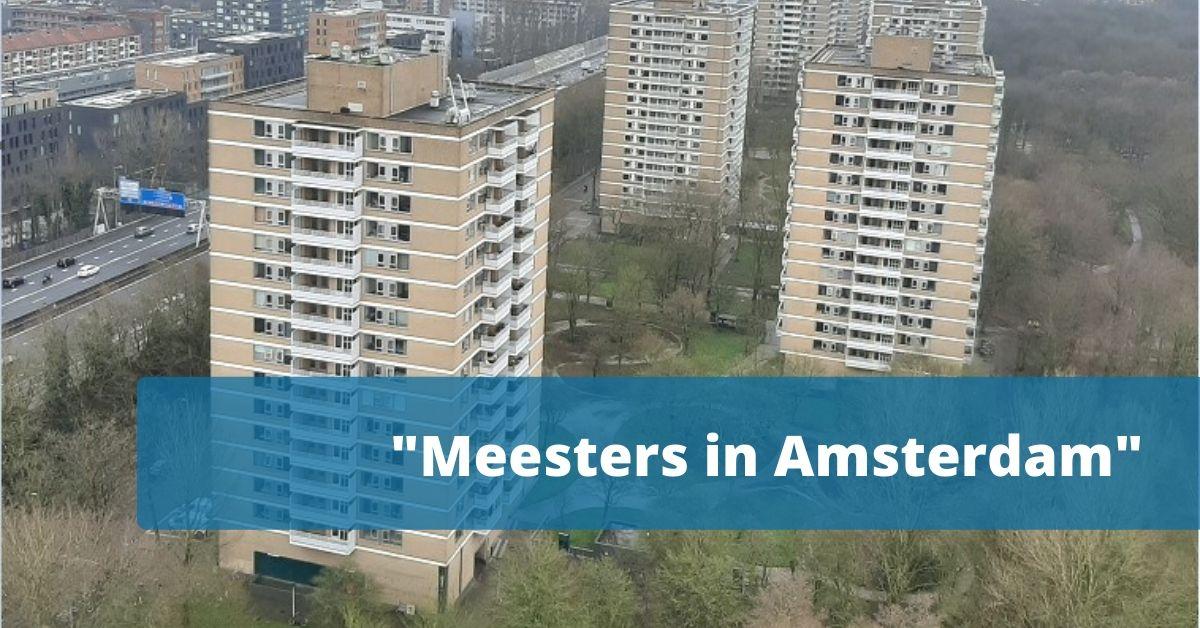 200415 Meesters in Amsterdam